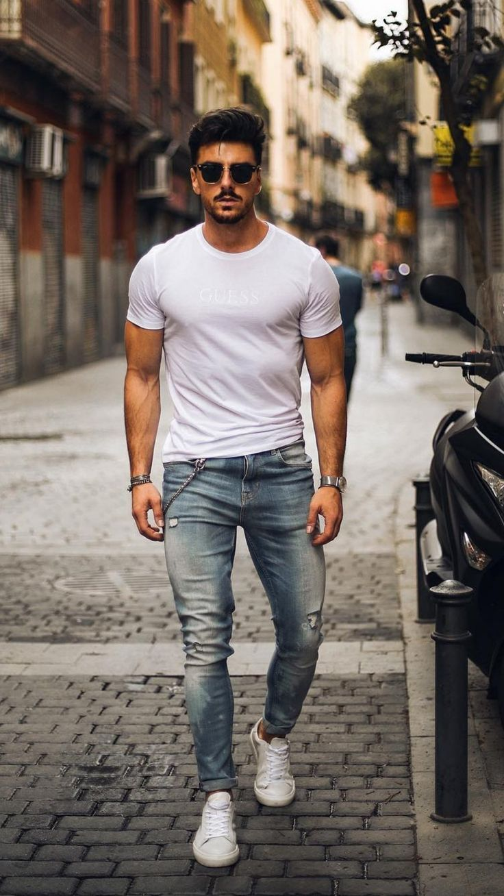 5 Simple Casual Outfits For Men - #Casual #formen #Men #Outfits #Simple