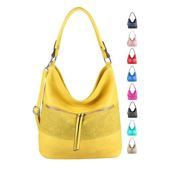 OBC Ladies Bag Floral Tote Tote Bag Handbag Shoulder Bag Shoulder Bag Bucket Bag Leather Look Hobo Crossbody