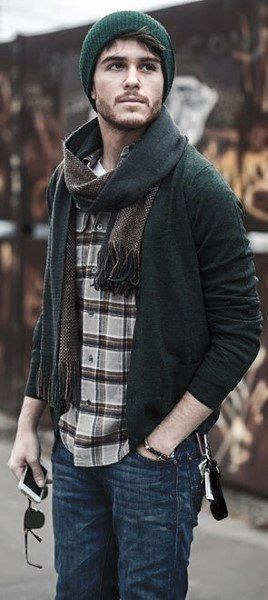 75 Autumn Outfits for Men - Autumn Male Fashion and Clothing Ideas