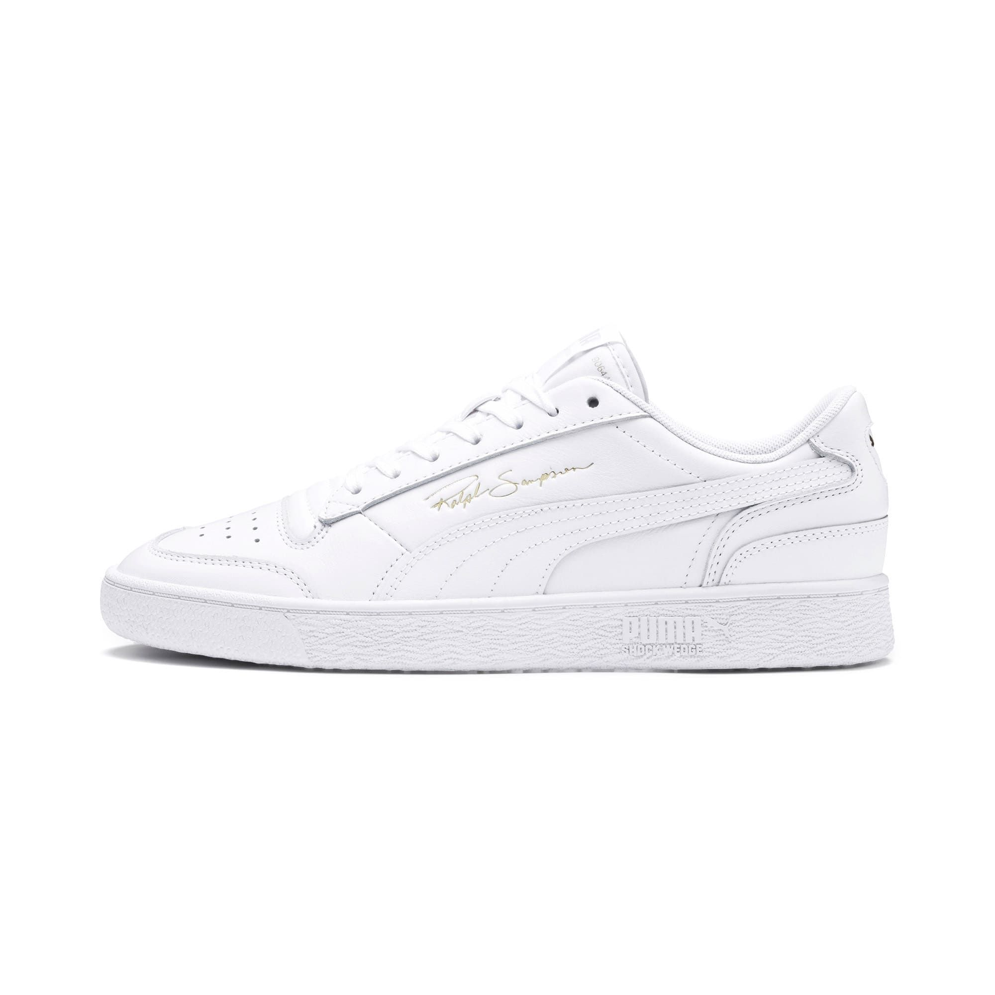Ralph Sampson Lo Trainers | Puma Wht-Puma Wht-Puma Wht | PUMA Featured | PUMA United Kingdom