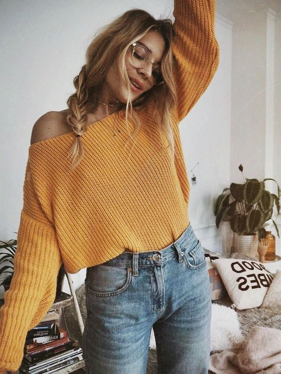 How to wear mustard yellow this fall: 15 ideas #this #herbst # ideas #senfgel ...