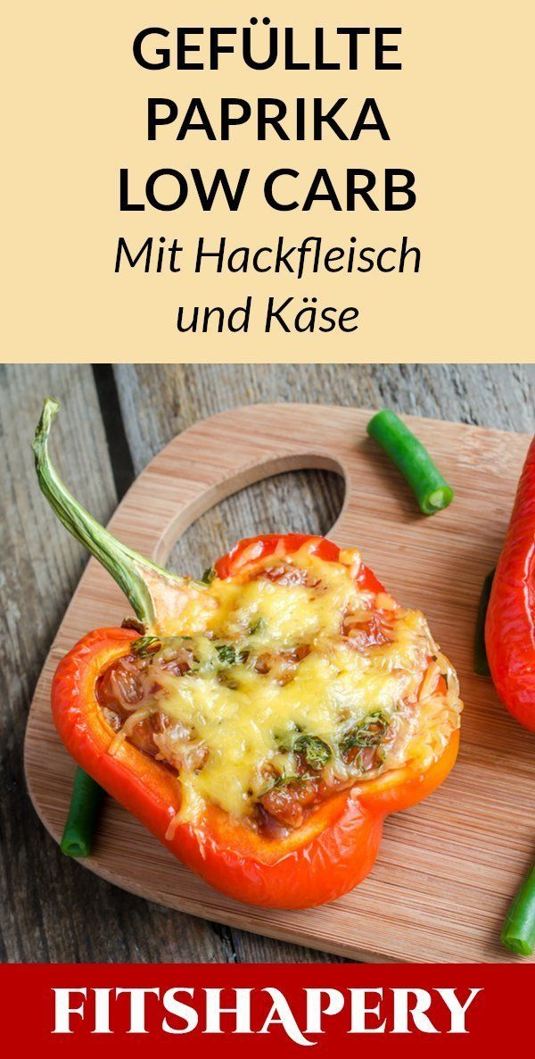 Here you will find stuffed peppers on two different low carb versions. ...