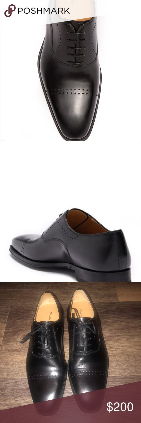Magnanni Cedrick Oxford Brand new 9 doesn't have the box but 9.5 comes in orig...