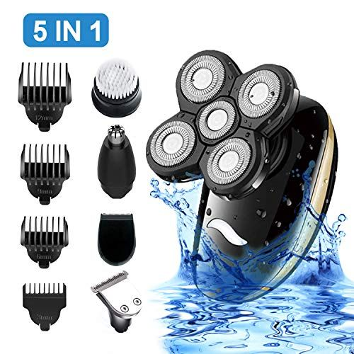 Electric Shaver for Men Grooming Kit, Cosyonall 5 in 1 El... www.amazon.com/...