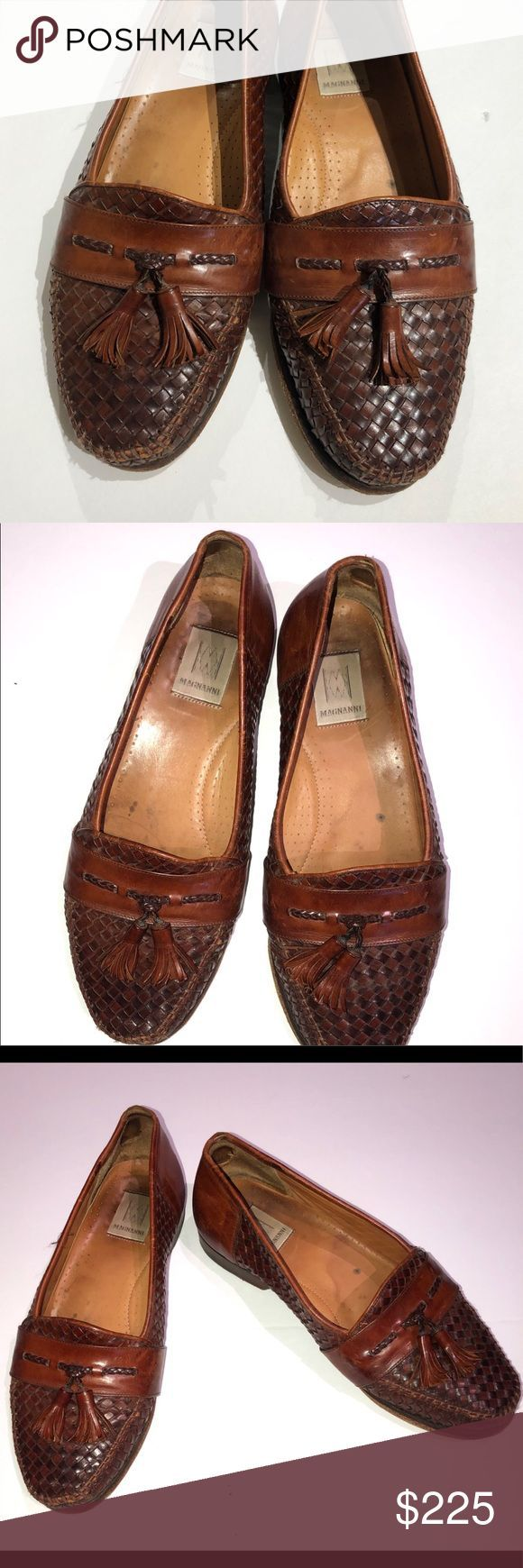 Magnanni Loafers Men's 10 Men's size 10 used Magnanni Loafers. Still in grea...