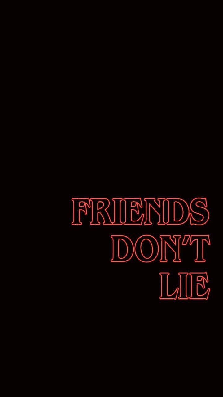 #FriendsDontLie #strangerthings - #FriendsDontLie ... - #FriendsDontLie #s