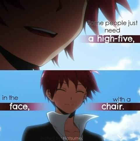 Anime: assassination classroom (c) owner