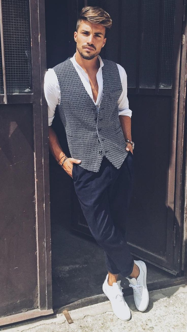 Smart Casual Dressing Style For Men - 5 Smart Casual Outfits For Guys #smart #ca...