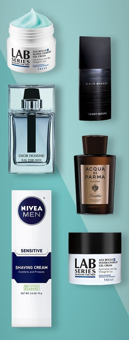 The best men's grooming products voted by a panel of experts from the CEW