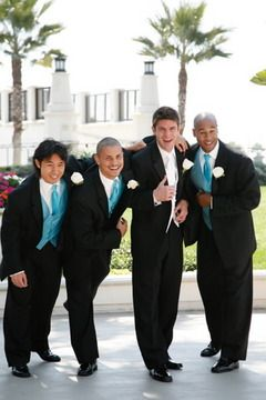 something like this for chris and his grooms men...