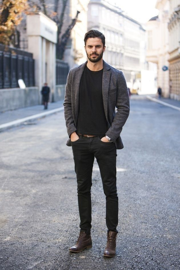 21 best cool fall fashion outfits for men 11 - Fashion - #Cool #Fall #Fashion #m...