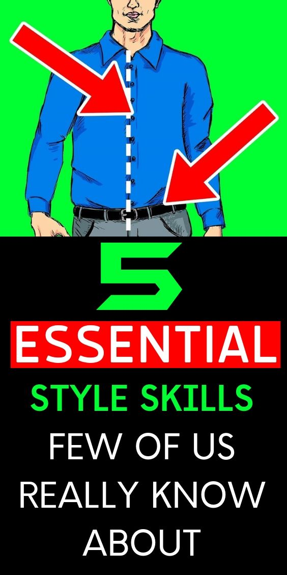 5 essential style skills to look like a badass alpha male