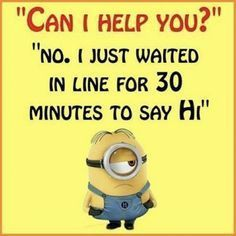 25 Funny and Witty Minion Quotes for Minion Fans #funnyminions #minionquotes #hi...