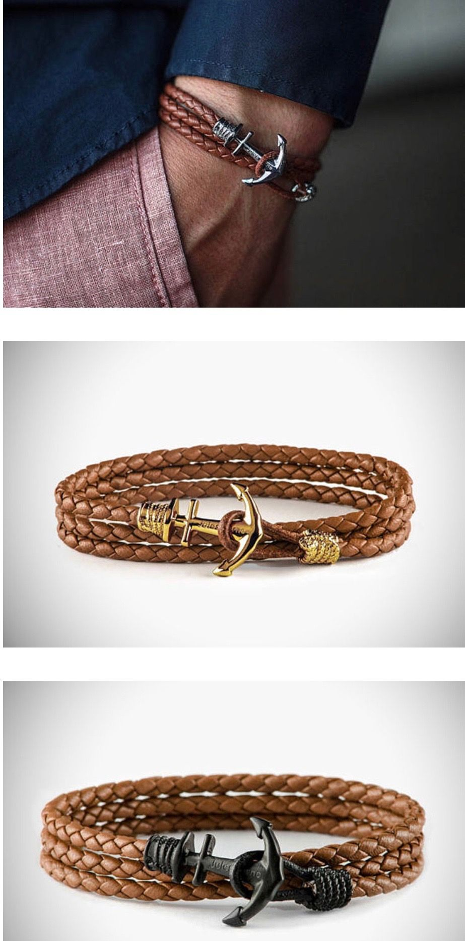 The Coolest Bracelets For Guys!