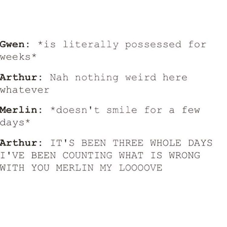 «there's no doubt they were so in love #merthur #brolin #merlin #emrys #arthu...