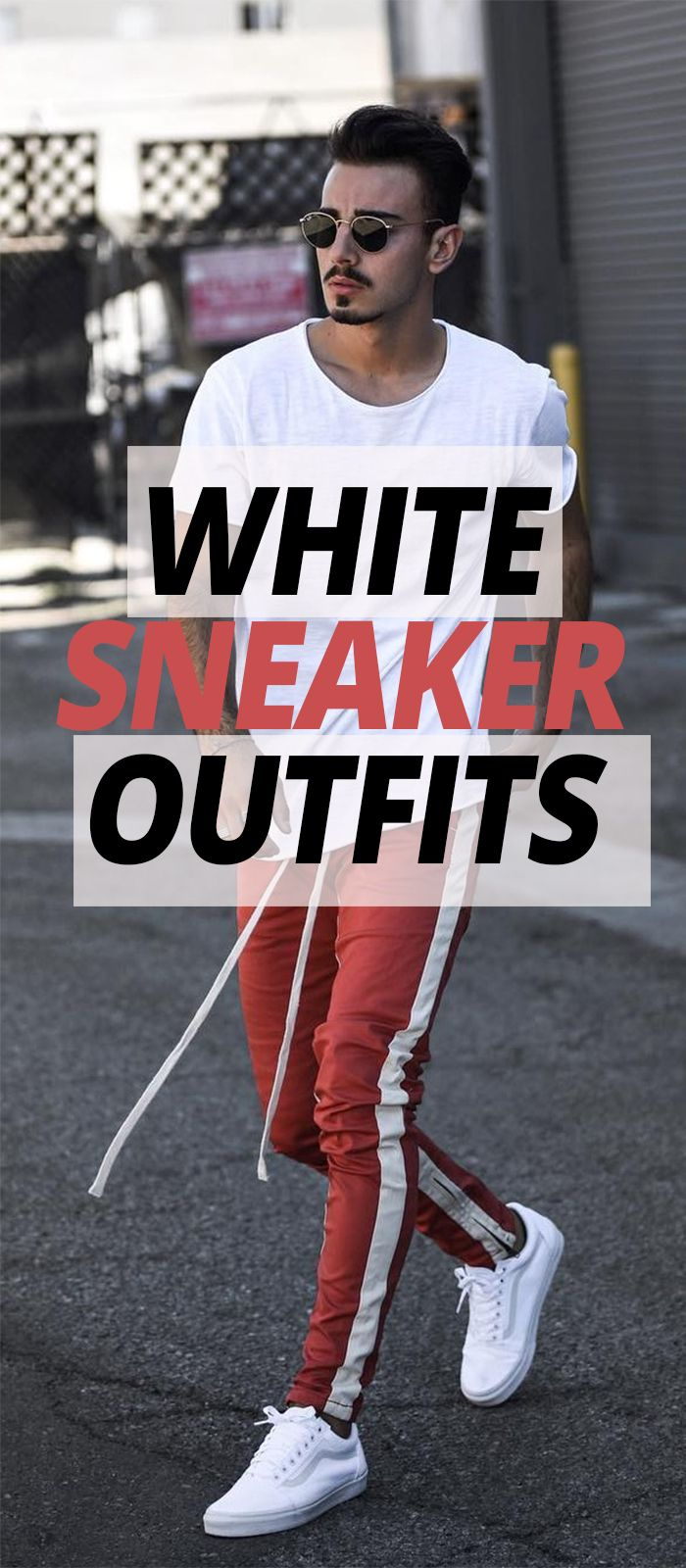 White Sneakers – The History and Comeback of the Cool White Sneakers