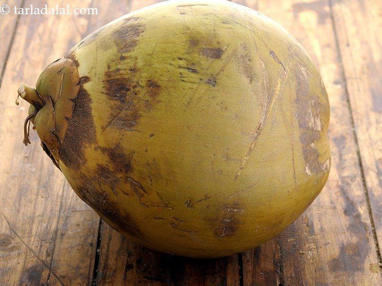 Coconut Water with Coconut Meat