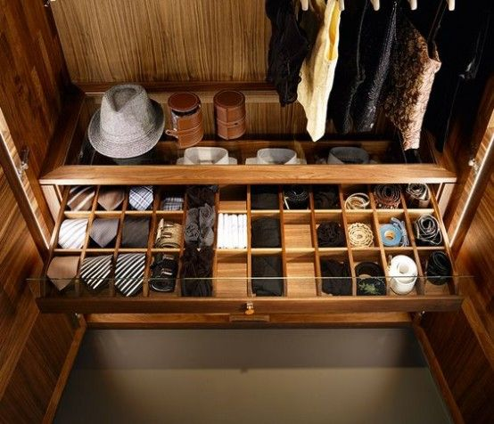 21 Cool Ways To Organize Men Accessories At Home Mobelkunst.com