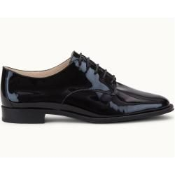 Tod's - Patent leather lace-up shoes, black, 37 - Shoes Tod'sTod's