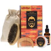 Beard Grooming Kit #skincarekit Beard Grooming Kit - Skin care for men
