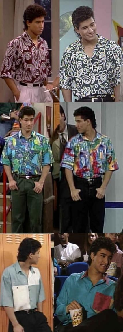 35 Ideas fashion 80s saved by the bell