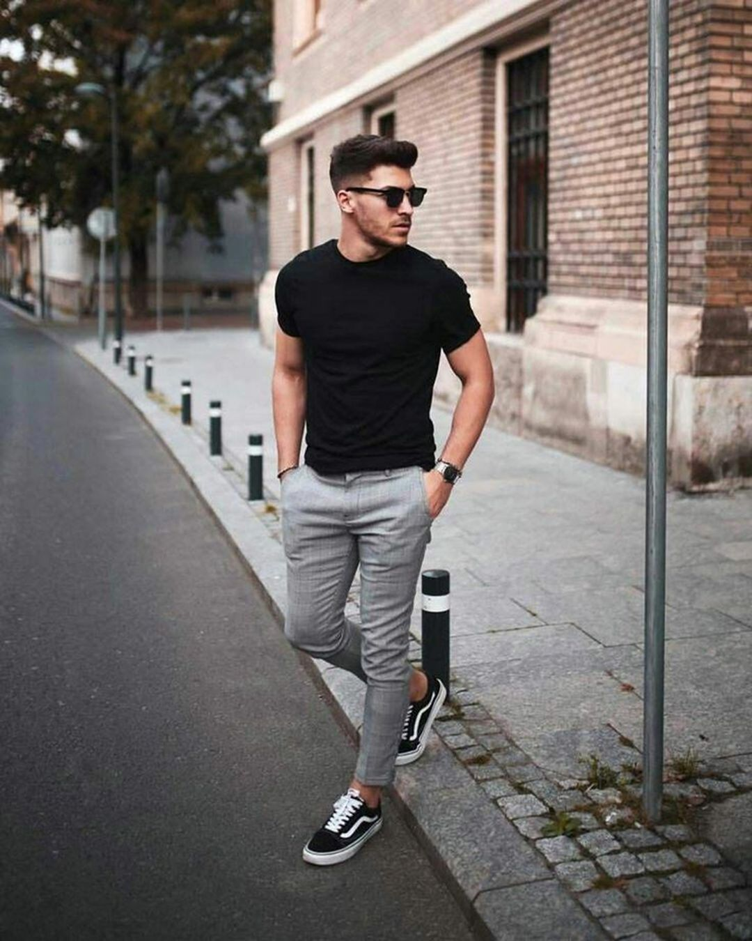 15 Fantastic OOTD Men's Outfit Ideas For Your Cool Appearance As a man, of cours...