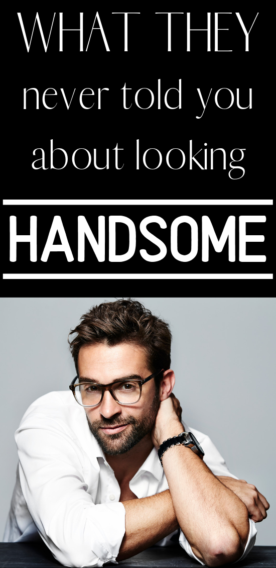 #Manly secrets to looking handsome without a Gucci belt