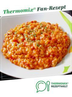 minced meat risotto