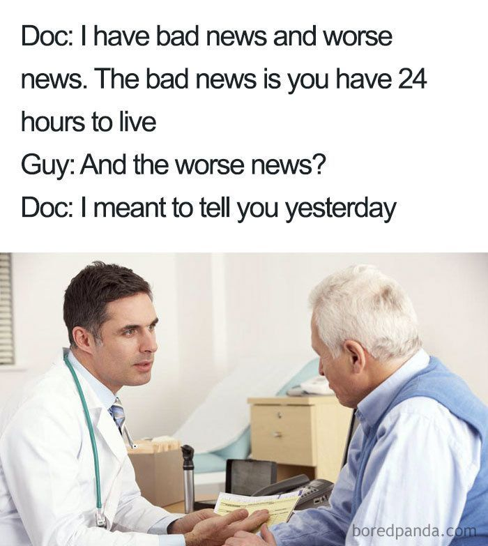 These 25+ Doctor Memes are the best medicine if you need a laugh (WAR ...