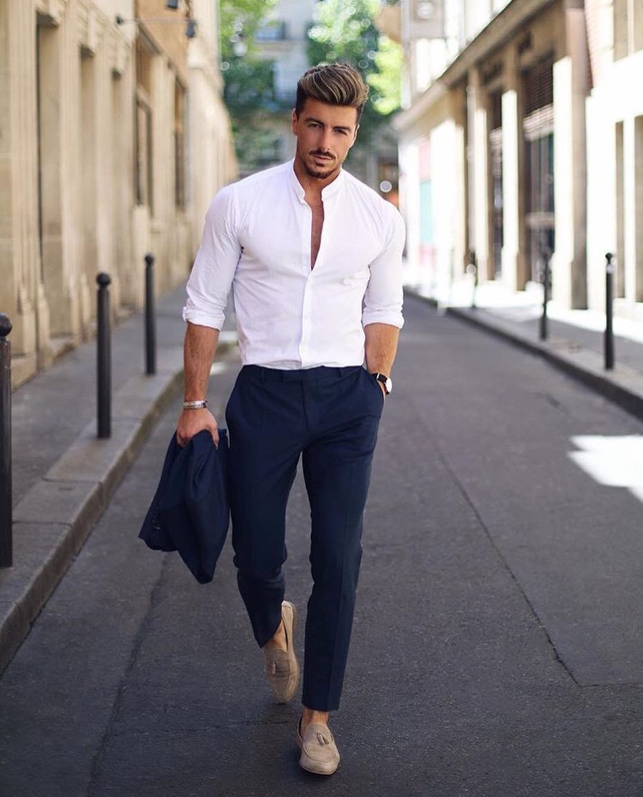 Business Casual For Men: Dress Codes Explained (Part I) #mensstyle What is busin...
