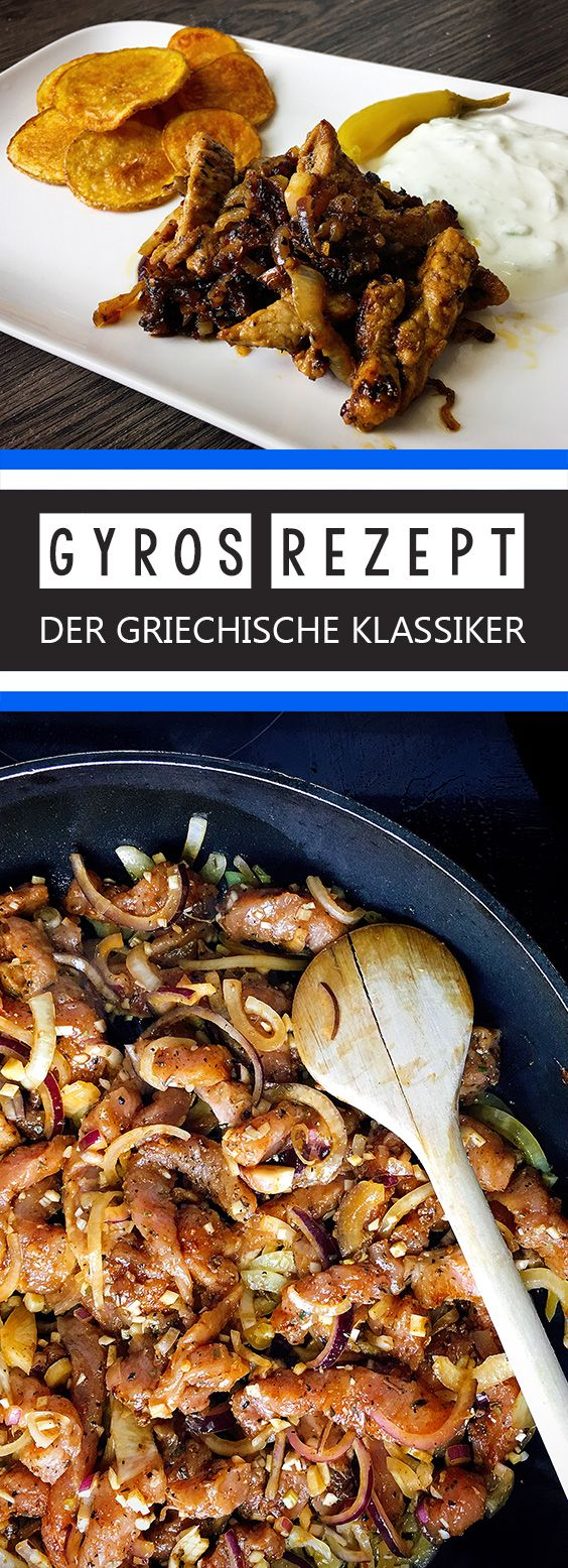 Do gyros yourself | recipe