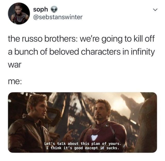 50 Marvel Memes & Funny Pictures