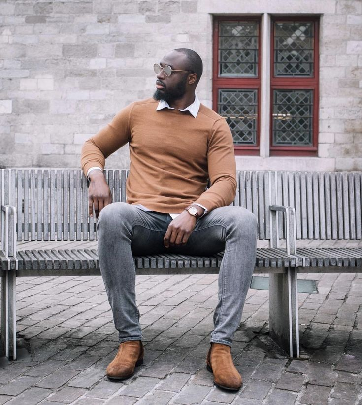 6 Fall Outfits for Men That'll Make You Look Stylish - lubrac.com/fashion
