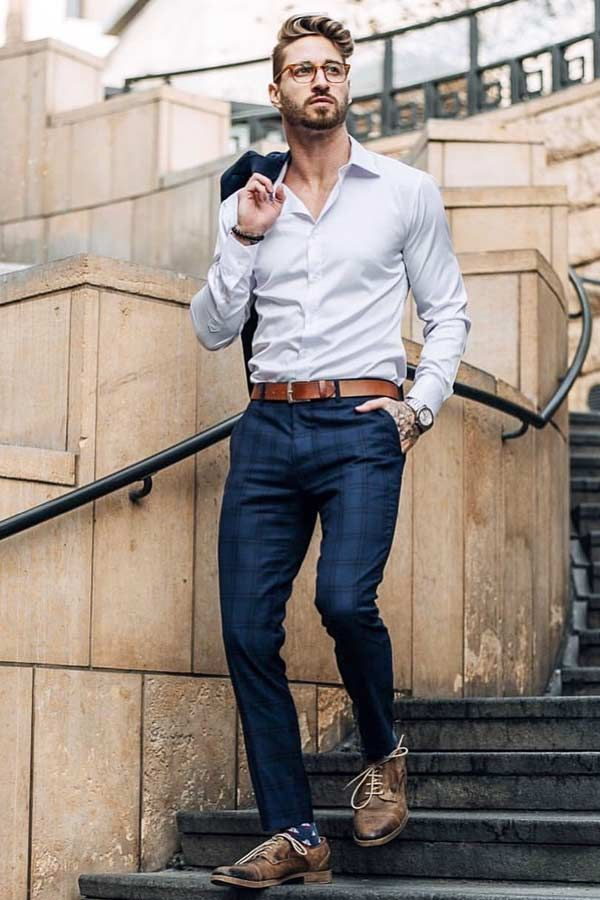 The Complete Guide To Assembling Business Casual Men Attire # ...