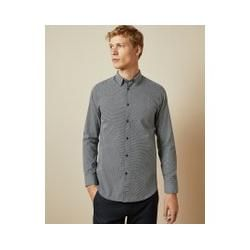 Geo-printed cotton shirt Ted BakerTed Baker