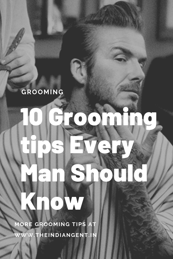 Grooming Tips Every Man should Know